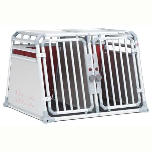 4pets pro 22 transportbox doppelbox 1
