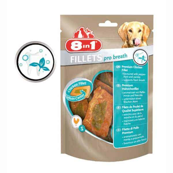 8in1 fillets pro breath frischen atem