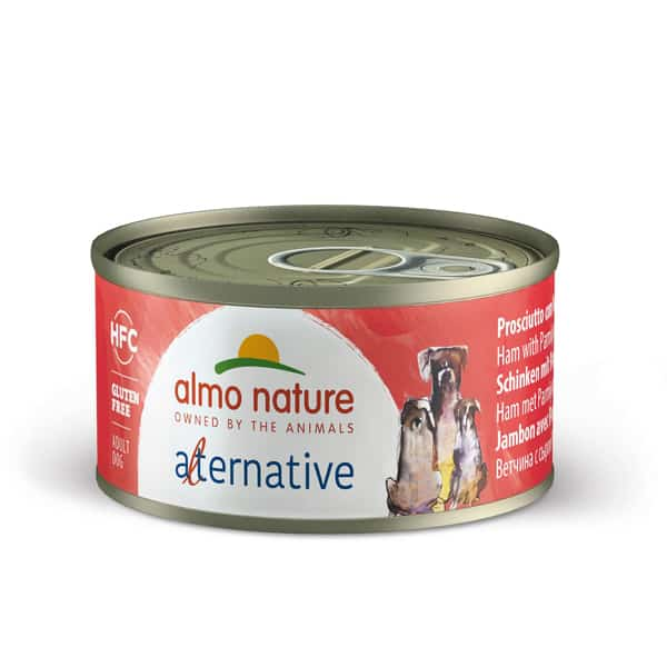 Almo Nature Alternative Ham Parmigian