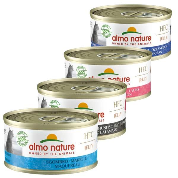 Almo nature hfc katzenfutter jelly