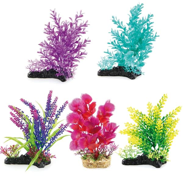 Aquarium Plastikpflanzen deko kunstpflanzen