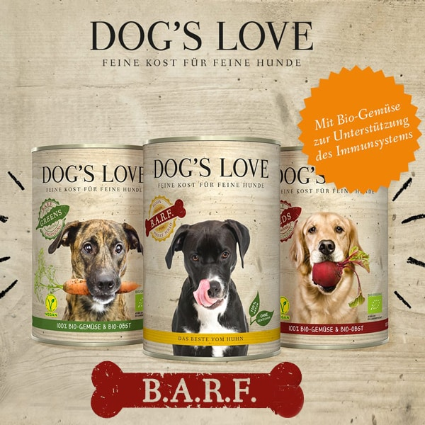 BARF Hundefutter Dog s love