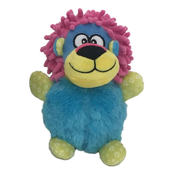 Crazy Teddy fuer Hunde Loewe Kuh