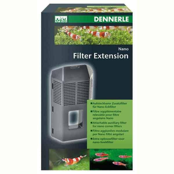 Dennerle Nano Filter Extension zusatzfilter