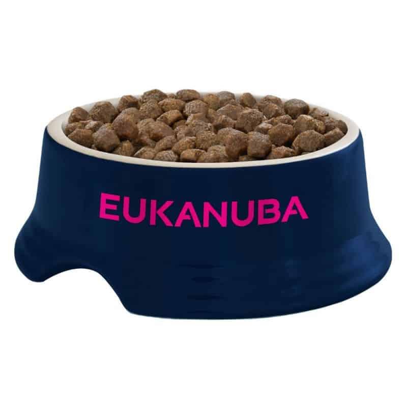 Hundefutter Senior Eukanuba.Caring