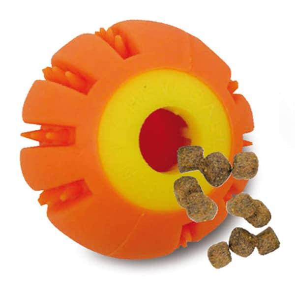 Hundespielzeug Dental Rocker Futterball