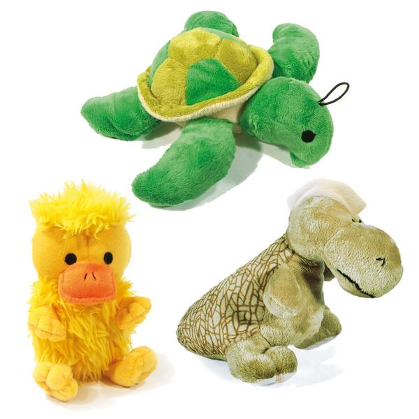 Hundespielzeug niedliche Tiere swisspet