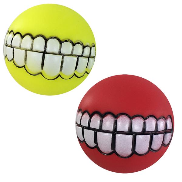 Kau Hundespielzeug Ball Groovy Vinyl