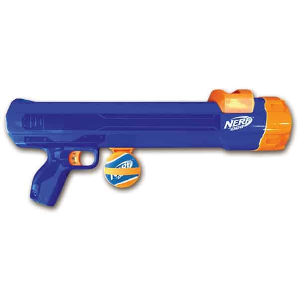 NERF Blaster Tennisball Pistole