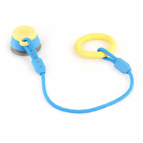 Pull Toy Hundebeissring mit Seil und Saugnapf