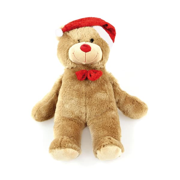 Teddybaer Pluesch Weihnachtsbaer