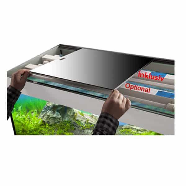abdeckung incpiria200 aquarium