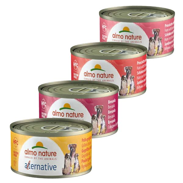 almo nature alternative hundefutter hfc nassfutter
