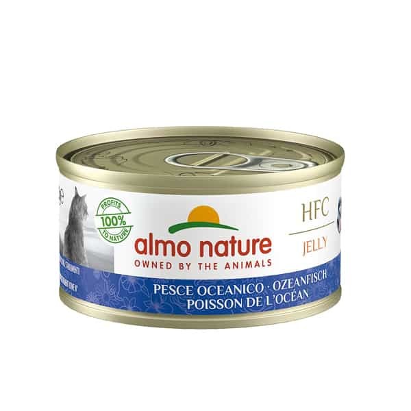 almo nature hfc jelly ozeanfisch
