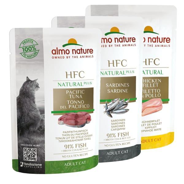 almo nature hfc katzenfutter alternative natural adult