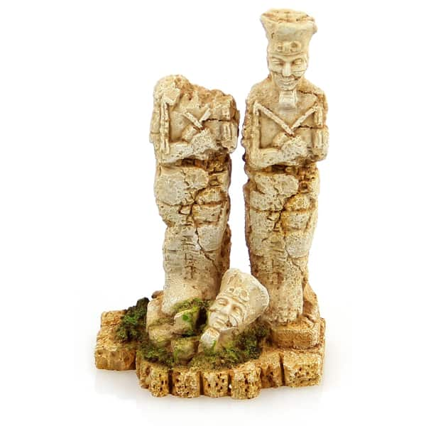 amazonas dekoration aegyptische statue