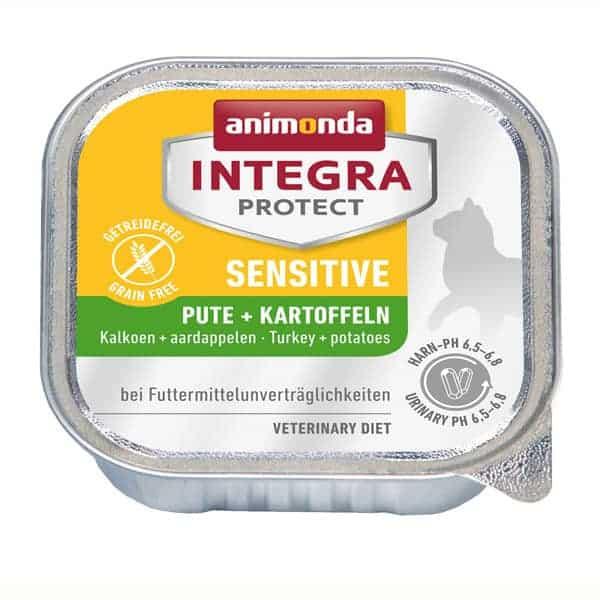 animonda integra sensitive katzenfutter