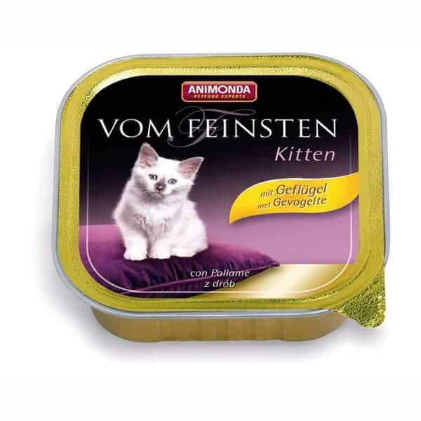 animonda vom feinsten kitten katzenfutter schweiz