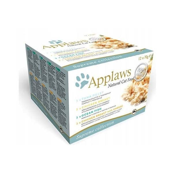 applaws dosenfutter katzen supreme multipack