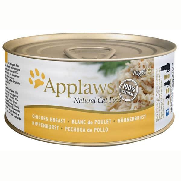 applaws katzenfutter dosen chicken