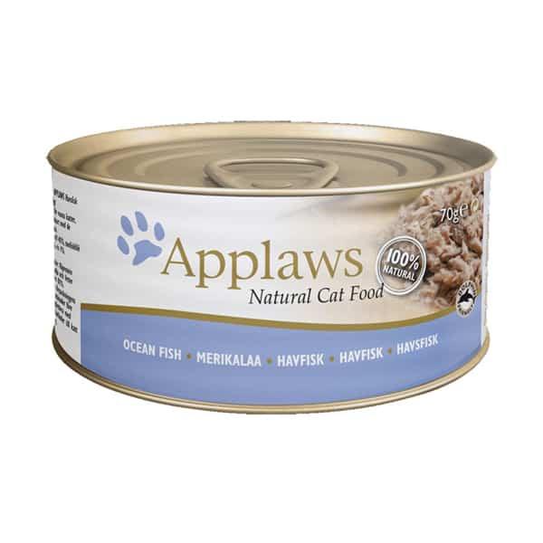 applaws katzenfutter fisch dosenfutter