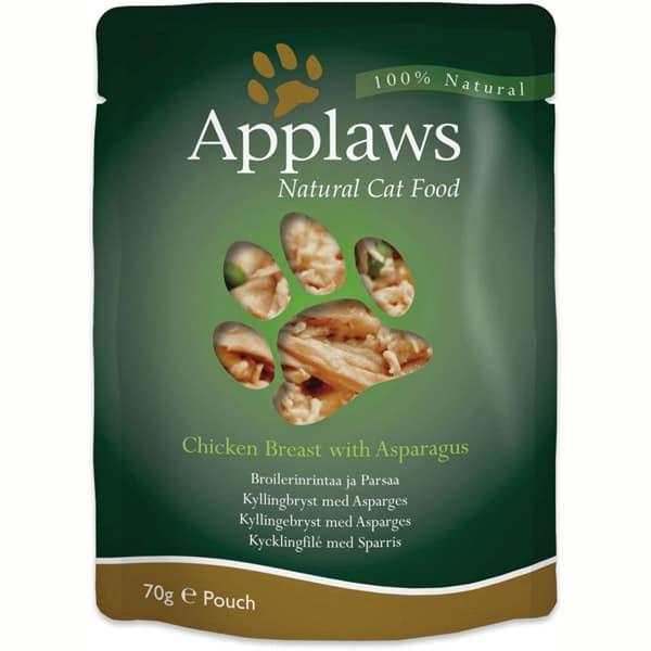 applaws katzenfutter pounch beutel chicken