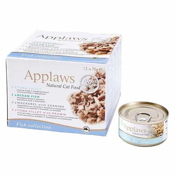 applaws multipack fisch selection dosen