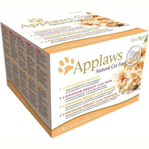 applaws nassfutter dosen chicken multipack
