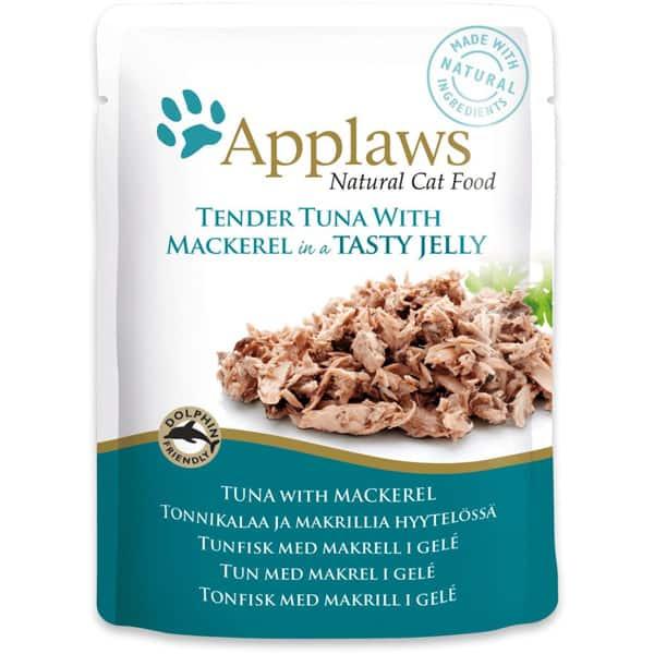 applaws nassfutter test katze