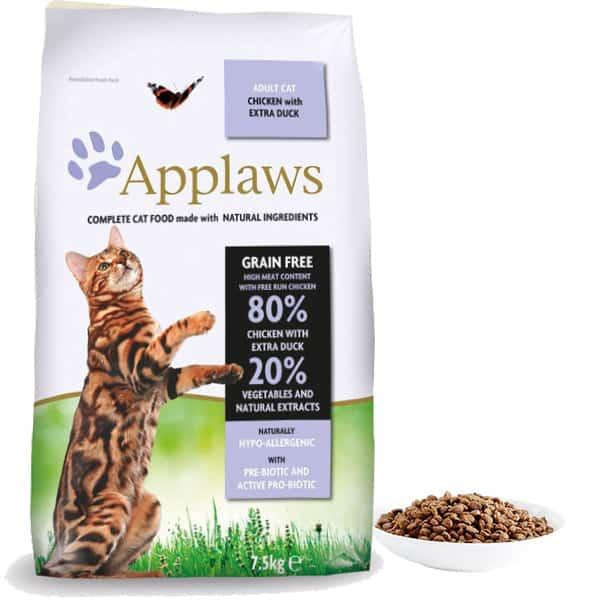 applaws no glute katzenfutter trocken