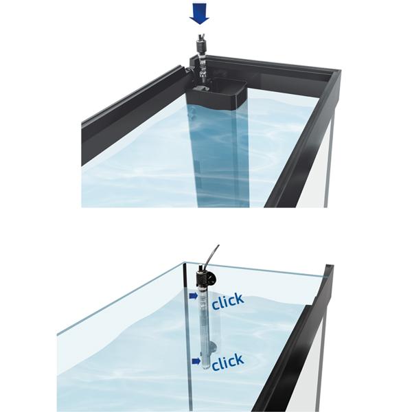 aqua heat juwel aquarium heizung