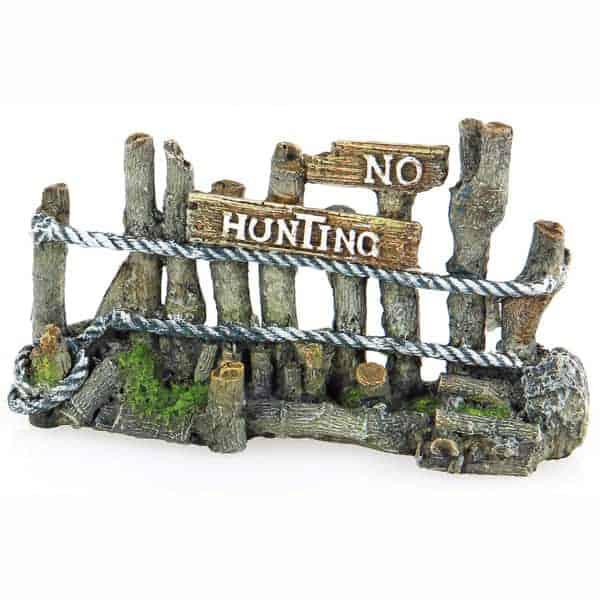 aquarium deko no hunting hag