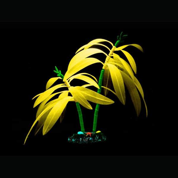 aquarium deko palme kuenstlich