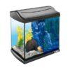aquarium komplettset tetra 30l aquaart schwarz