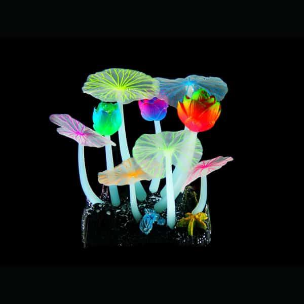 aquarium korallenpflanze deko kunststoff