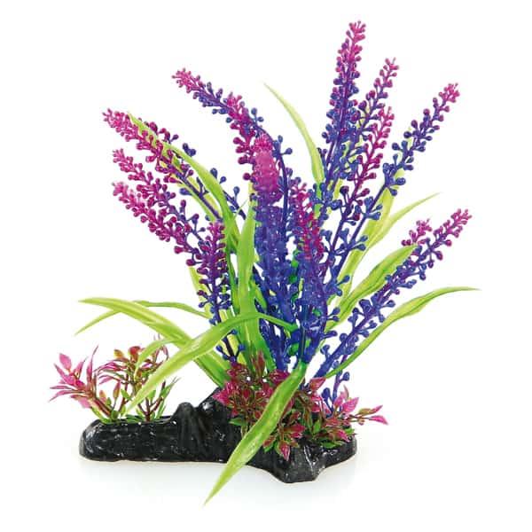 aquarium plastikpflanzen mehrfarbig