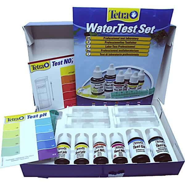 aquarium wasser test set