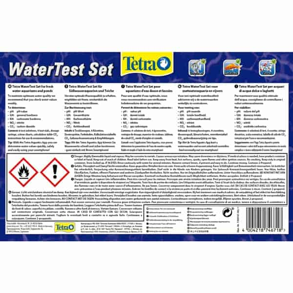 aquarium water test set tetra 1