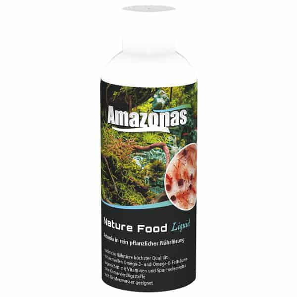 artemia liquid amazonas fluessigfutter 100ml