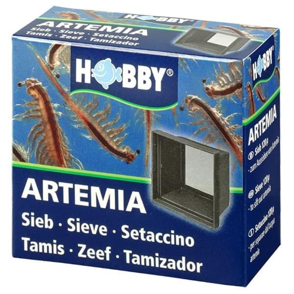 artemia sieb aquarium aufzucht