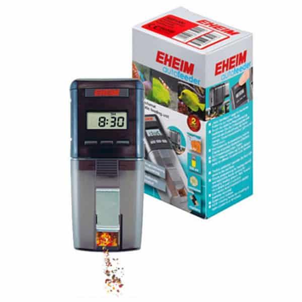 batterie automat futter fisch