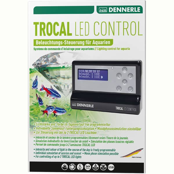 beleuchtung dennerle trocal led control