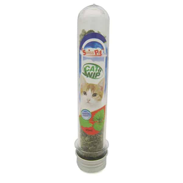 catnip ersatz katzenminze von swisspet