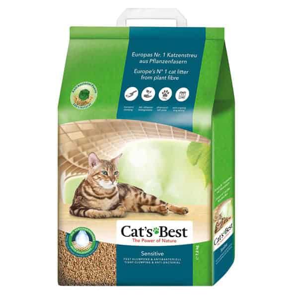 cats best katzenstreu sensitive
