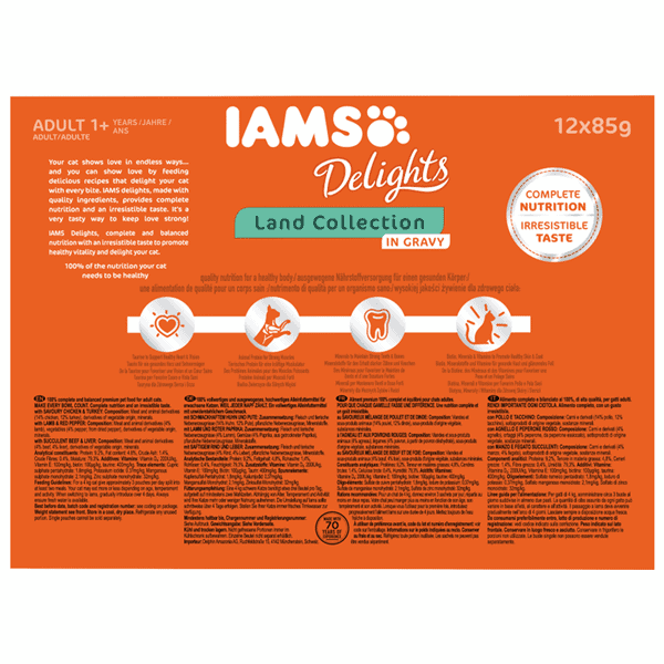 delights land collection iams
