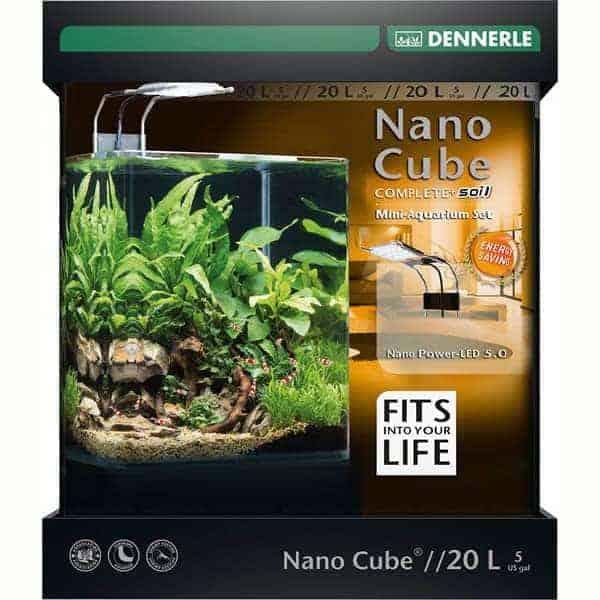 dennerle nano cube komplett 20l 236021