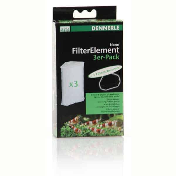 Dennerle Nano Ersatz Filterelemente 235865
