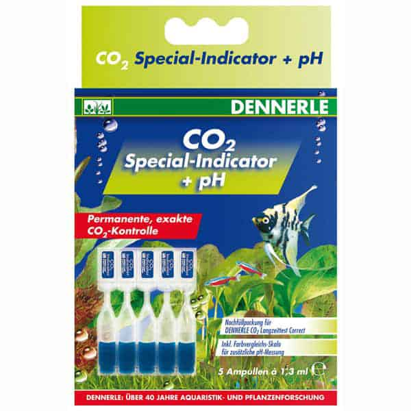 dennerle profi line co2 special indicator plus ph 2