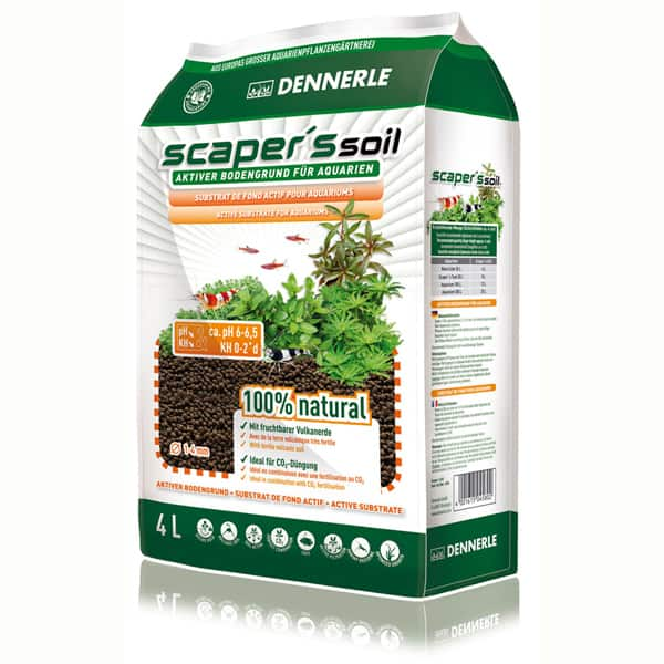 dennerle scapers soil aktiver bodengrund