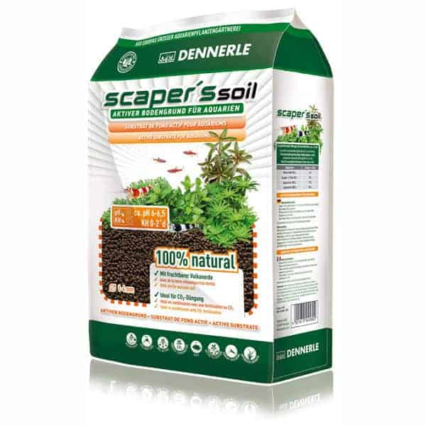 dennerle scapers soil bodengrund 234581
